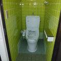 外用トイレを和風便器から洋風便器へ