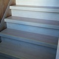階段及び2階廊下床リフォーム