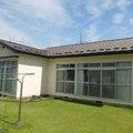 外壁塗り替えで廻りの分譲住宅とマッチング:栃木県真岡市